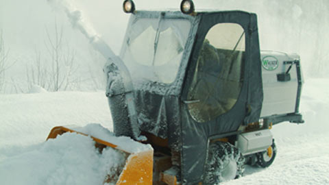 residential and commercial snow plowing and removal